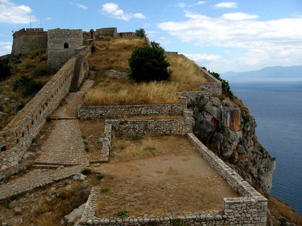 Two Days Private Tour To Sparta And Mystras In Greece